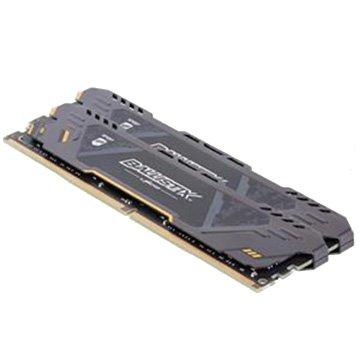 美光 Ballistix Sport AT版 DDR4 3000 16G(8G*2)電競記憶體