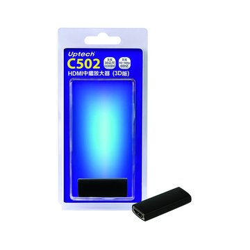 Uptech C502 HDMI中繼放大器(3D版)