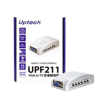 UPMOST 登昌恆 UPF211 VGA to TV 影像轉換器