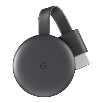 Google 谷歌 Chromecast 第三代媒體串流播放器