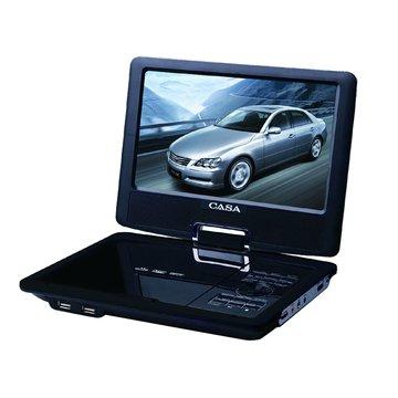 CASA PDV-9010 9型攜帶型DVD PLAYER(福利品出清)