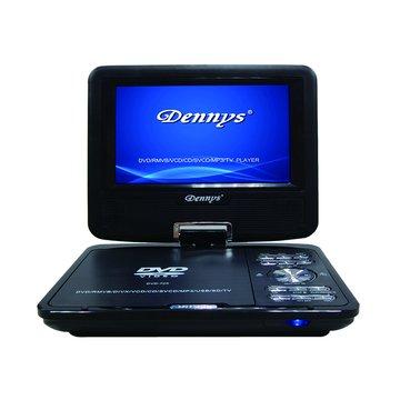 Dennys 鼎鋒DVD-760 7吋類比電視 影視播放機