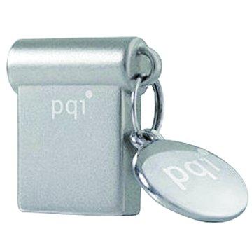 PQI 勁永 i-mini 32GB USB3.0  隨身碟-銀