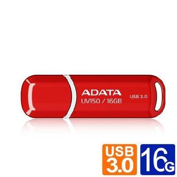威剛 UV150 16GB USB3.1 隨身碟-紅