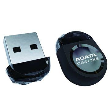 ADATA 威剛 UD310 8GB 隨身碟-黑