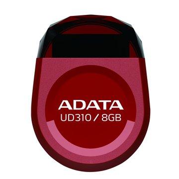 ADATA 威剛 UD310 8GB 隨身碟-紅