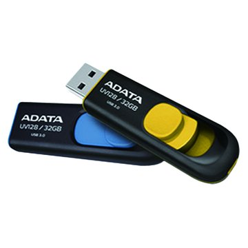 威剛 UV128 32GB USB3.1 隨身碟-藍