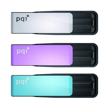PQI 勁永 i817L 4GB 隨身碟-紫