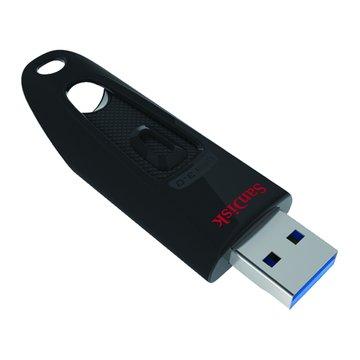 SANDISK Ultra CZ48  64GB USB3.0   隨身碟-黑