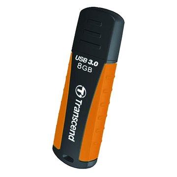 Transcend 創見 JetFlash 810 8GB USB3.0  隨身碟-橘