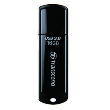 Transcend 創見JetFlash 700 16GB USB3.0   隨身碟-黑