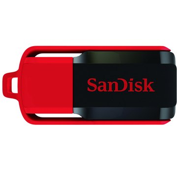 SANDISK Cruzer Switch CZ52 16GB 隨身碟-黑