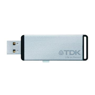 TDK Edge LX 8GB 隨身碟-銀
