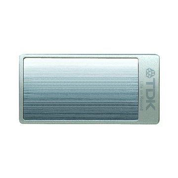 TDK SLIM LX 16GB 隨身碟-銀