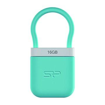 SILICON POWER Unique 510 16GB 隨身碟-粉藍