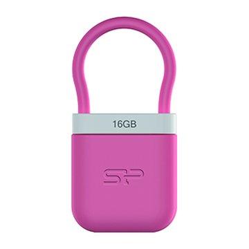 SILICON POWER Unique 510 16GB 隨身碟-粉紅