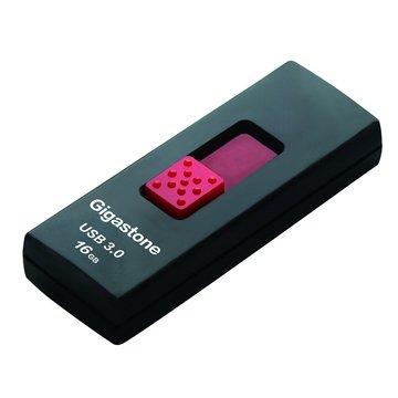 Gigastone 立達GST300  16GB USB3.0   隨身碟-黑