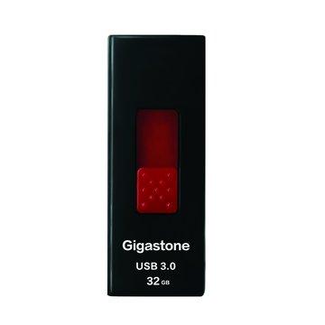 Gigastone 立達 GST300 32GB USB3.0  隨身碟-黑