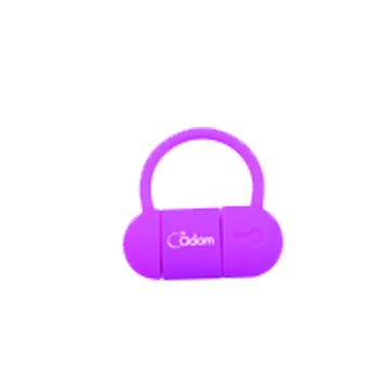 Adam 亞果 Ponte 311 32GB USB3.0 micro USB OTG 隨身碟-粉