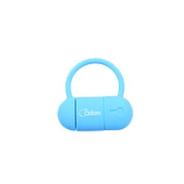 Adam 亞果 Ponte 311 32GB USB3.0 micro USB OTG 隨身碟-藍