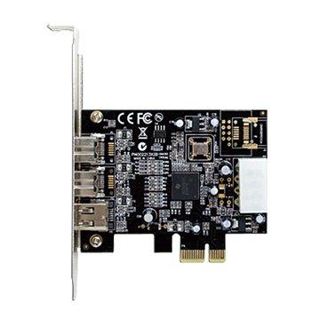GALILEO 伽利略1394a + 2Port 1394b擴充卡PCI-E