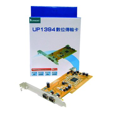 UPMOST 登昌恆 SST-EC04-P USB3.0 4埠擴充卡PCI-E