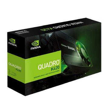leadtek 麗台 NVIDIA Quadro K420 2G 繪圖卡