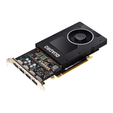 麗台 Quadro P2000 5GB DDR5 繪圖卡