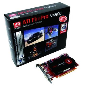 ATI 冶天 FirePro V4800/1GB/GDDR5繪圖卡