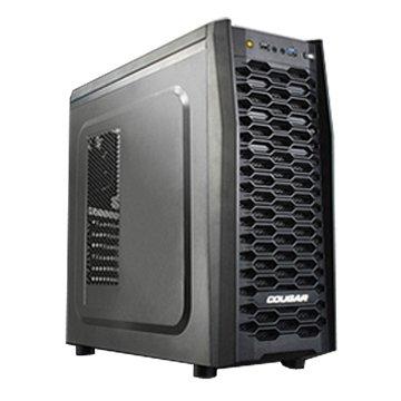HEC 偉訓COUGAR MX300/3大6小/U3 電腦機殼(福利品出清)