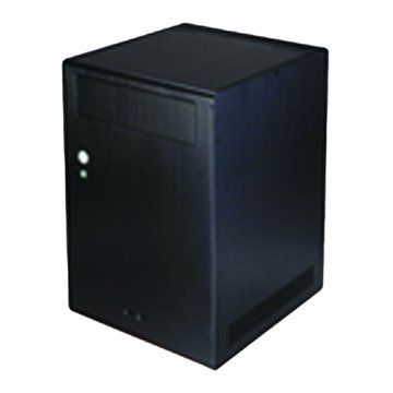 LIAN LI 聯力 PC-Q07B 1大/黑 電腦機殼
