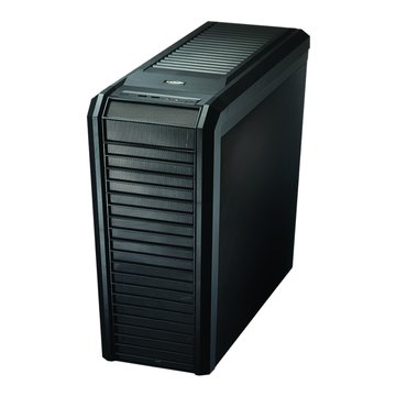LIAN LI 聯力 PC-K60B 5大/黑 電腦機殼(福利品出清)