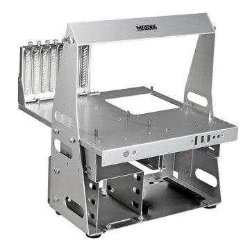 LIAN LI 聯力 PC-T60A 銀色/裸側平台 電腦機殼