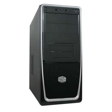 COOLER MASTER 訊凱科技RC311-SKN3/U3/銀黑 下置化電源機殼