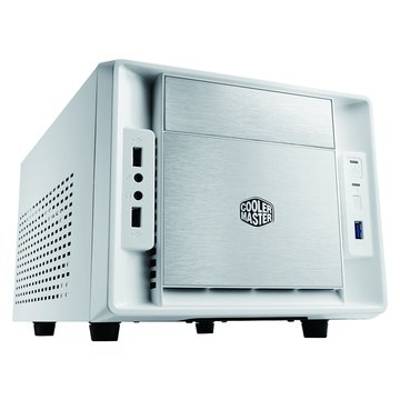 COOLER MASTER 訊凱科技 RC120A/白 USB3.0 電腦機殼/Mini-ITX(福利品出清)