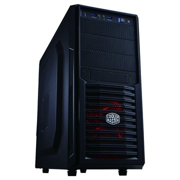 COOLER MASTER 訊凱科技K282/3大7小/U3/黑化 電腦機殼