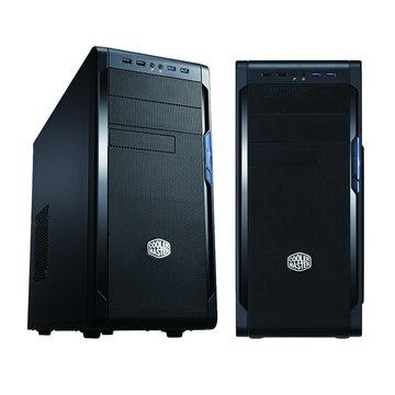 COOLER MASTER 訊凱科技N300/2大7小黑化升級版/U3 機殼
