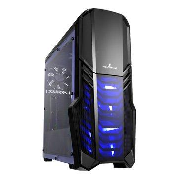 Superchannel 視博通未來戰士/ 1大 / 黑色 電腦機殼
