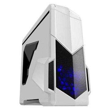 SAMA 先馬影子戰士/三大/白色 電腦機殼(福利品出清)