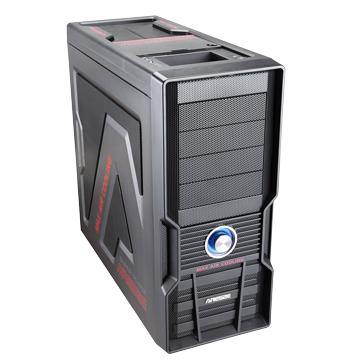 8002B 4大/黑 電腦機殼(福利品出清)