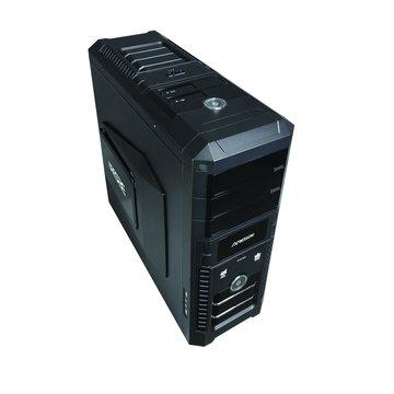 iCooby 7205B 3大/黑 電腦機殼(福利品出清)