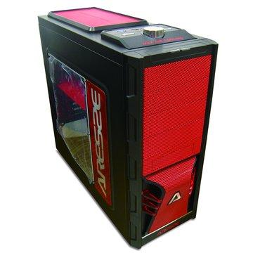 7206R 4大/紅 電腦機殼