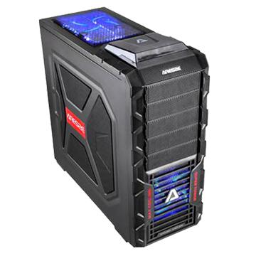 8003B 4大/黑 電腦機殼(福利品出清)