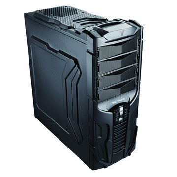 PC Park 1520B 4大/黑 電腦機殼