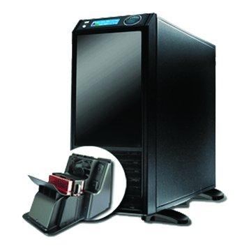 SYTRIN ICS-8200 4大/黑/冷氣裝置+P(EPS-460W) 電腦機殼(福利品出清)