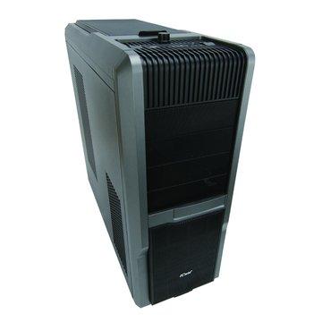 iCute 西華 冰爵 4大6小/下置電源 電腦機殼(福利品出清)
