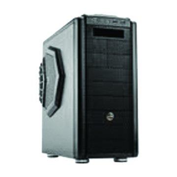 iCute 西華 雷霆大帝5G 9大模組化/沉穩黑/電腦機(福利品出清)