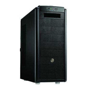 iCute 西華 烈風戰神4G 9 大模組化/黑 電腦機殼(福利品出清)