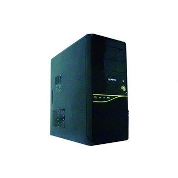 GIGABYTE 技嘉 GZ-F8HBG/3大1小/黑 電腦機殼(福利品出清)