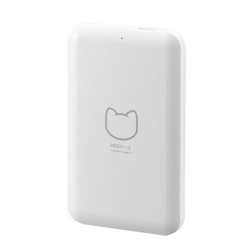 PROBOX 2.5(白)硬碟外接盒USB3.0